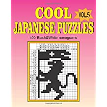 Cool japanese puzzles (Volume 5)