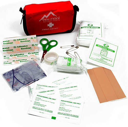 normani Outdoor Erste Hilfe Set - First Aid Kit