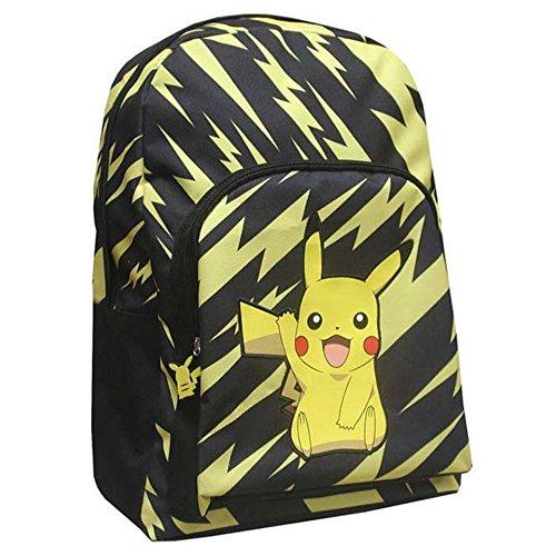 Pokemon, MC-225-PK, 45cm Pikachu-Rucksack (groß)