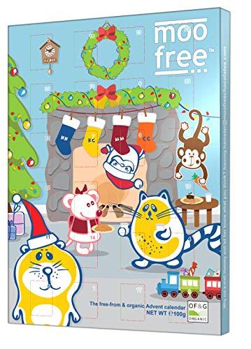 Moo Free | Advent Calendar | 1 x 120g