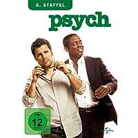 Psych - 5. Staffel [4 DVDs]