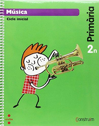 Descargar Libro Música. 2 Primària. Construïm - 9788466137799 de Maria Dolors López Giménez