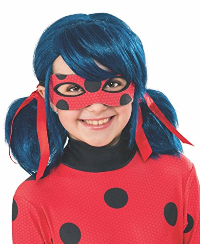 Lady Bug Wig For Children