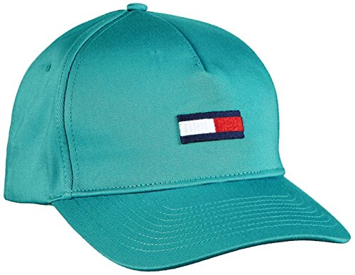 Hilfiger Denim Herren Baseball Thdm Flag Cap 2, Blau (Colonial Blue 407), One size