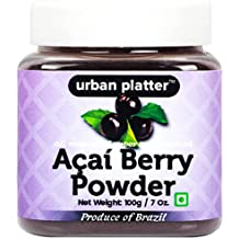Urban Platter Acai Berry Powder, 100g [All Natural & Super Anti-oxidant]