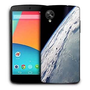 Snoogg Earth Image From The Top Printed Protective Phone Back Case Cover For LG Google Nexus 5