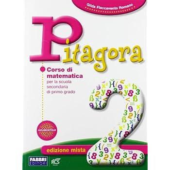 Pitagora. Per La Scuola Media. Con Espansione Online: 2