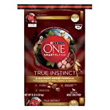 Purina ONE SmartBlend Dry Dog Food, True Instinct with Real Turkey and Venison Formula, 15-Pound Bag by Purina ONE