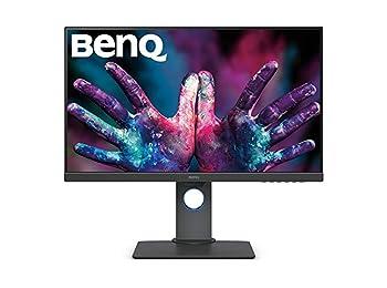 BenQ PD2700U UHD 27 Inch PD2700U, 100 Percent Rec.709/sRGB 4K HDR Monitör