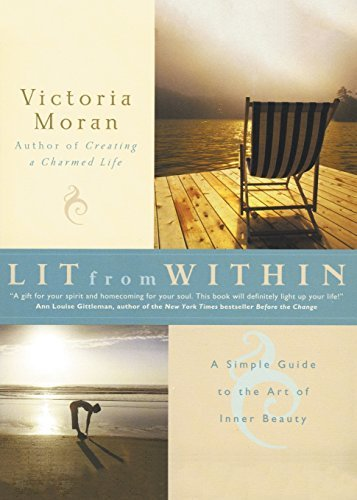 Lit from Within by Victoria Moran (2004-10-01)