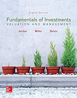 Fundamentals of Investments: Valuation and Management (1260109437) | Amazon price tracker / tracking, Amazon price history charts, Amazon price watches, Amazon price drop alerts