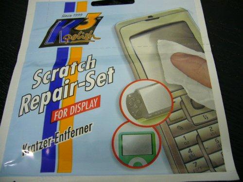 Kratzer-reparatur-remover (K3 polish Kratzer Entferner für Displays aus Acryl und Plexiglas Scatch Remover)