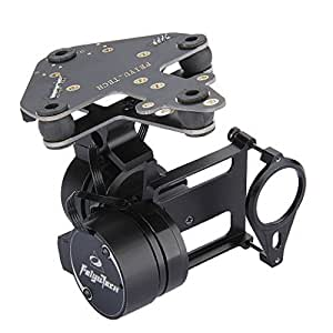 FeiYu FY-G3 2-Axis Brushless Gimbal Stabilisateur Support pour GoPro 4 3 3+ DJI Phantom FC40 Vision 2 Controller W/ Firmware Upgradable