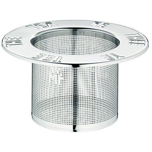 WMF Teesieb Gourmet Cromargan Edelstahl rostfrei 18/10 poliert spülmaschinengeeignet (18 10 Edelstahl Tee-sieb)