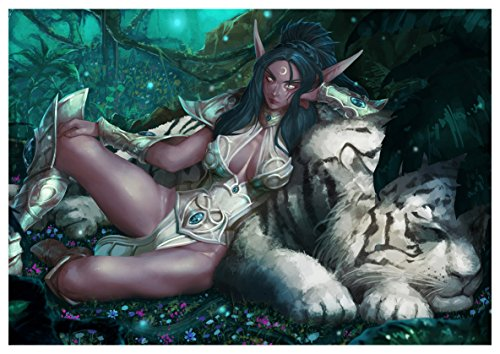 World of Warcraft – Tyrande Whisperwind