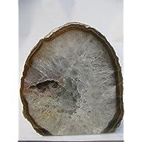 Natural Mente - Achat,Achatende,4,2 kg,ca.21x19cm,Mineral,Kristall,Heilstein,Achatgeode,Nr.663 preisvergleich bei billige-tabletten.eu