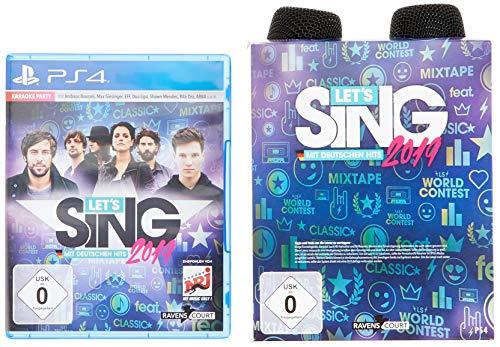Let\'s Sing 2019 mit deutschen Hits [+ 2 Mics] (PS4)