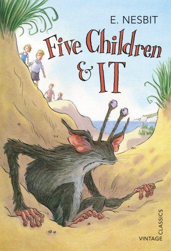 Five Children and It (Vintage Childrens Classics)
