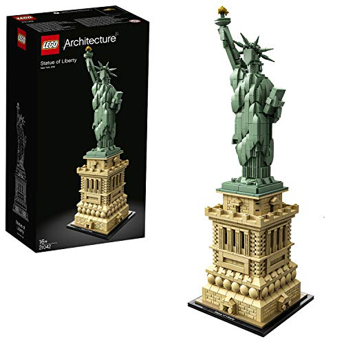LEGO Architecture - Estatua de la Libertad 21042