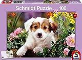 Schmidt Spiele 56012 - Hund Baboo, 100 Teile