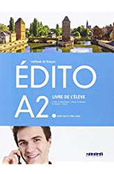 Descargar gratis EDITO A2 ELEVE+CD+DVD - 9788490492086 en .epub, .pdf o .mobi