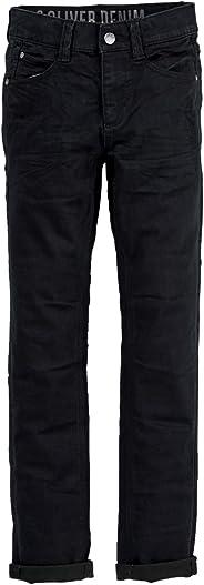 s.Oliver RED Label Junior Jungen Skinny Seattle: Warme Superstretch-Jeans