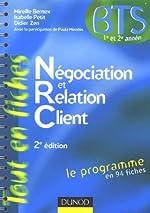 Négociation et relation client BTS de Mireille Bernex