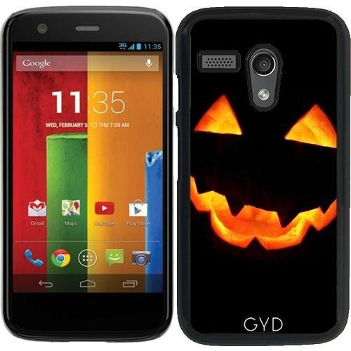 tArtists Hülle für Motorola Moto G (Generation 1) - Halloween Kürbis by hera56 ()