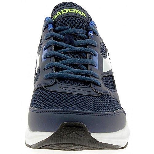 Diadora Shape 7, Scarpe da Corsa Unisex – Adulto Blu
