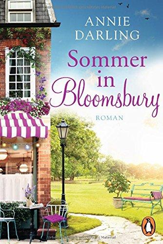Buchseite und Rezensionen zu 'Sommer in Bloomsbury' von Annie Darling