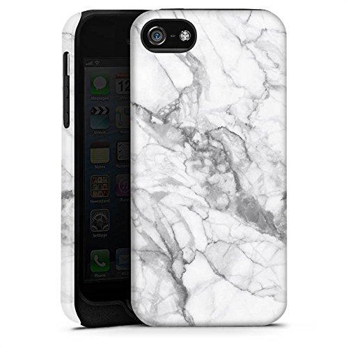 Apple iPhone 6 Hülle Case Handyhülle Marmor Marble Marmoriert Tough Case matt