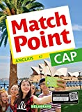 Match Point CAP (2018) Pochette élève