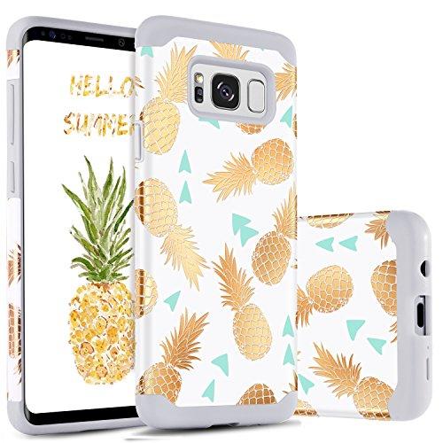 BENTOBEN Funda Samsung Galaxy S8 Piña