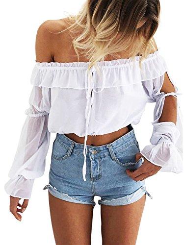 simplee-apparel-damen-blusen-elegent-chiffon-langarm-schulterfrei-shirt-oberteille-kurz-blusen-mit-r