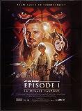 Star Wars Episode 1 La Menace Fantome reproduction photo affiche du film 40 x 30 cm
