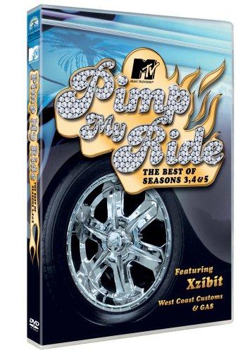 Pimp My Ride - Best Of Series 3-5