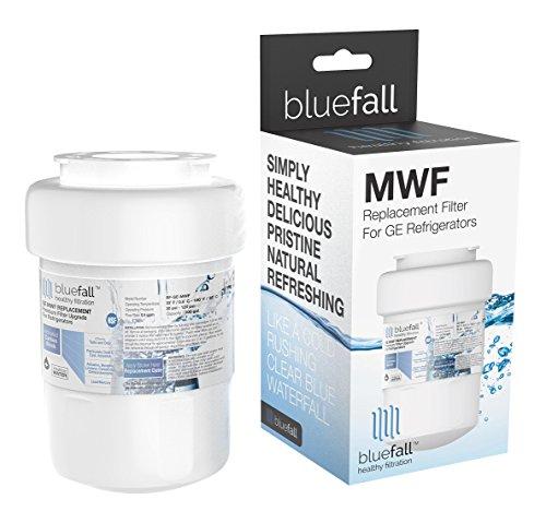 BLU Efall Ge Mwf Kühlschrank Wasserfilter Smartwater Kompatible Patrone (Kühlschrank Mwf Wasserfilter Ge)
