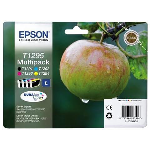 Epson T1295 Cartouche d'encre Couleurs Assorties