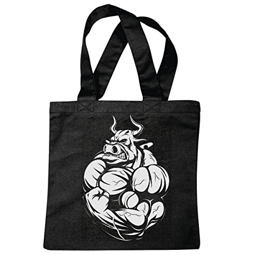 sac à bandoulière Musculation TAURUS BODYBUILDING GYM GYM muskelaufbau SUPPLEMENTS WEIGHTLIFTING bodybuilder GYMNASE Musculation GYMNASE muskelaufbau SUPPLEMENTS WEIGHTLIFTING BODYBUILDER Sac école