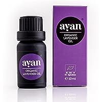 Pures Bio Lavendelöl hochkonzentriert ✔ Ätherisches Aroma Körper- und Duftöl ✔ AYAN Organic Naturkosmetik ✔ Diffusor... preisvergleich bei billige-tabletten.eu