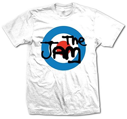 rockoff-trade-the-jam-spray-logo-camisetas-para-hombre-blanco-xx-large