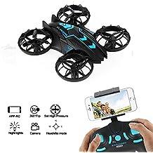 Dazhong JXD WIFI Quadcopter FPV Quadcopter Drone con 0.3MP cámara 2.4GHz 4CH Altitud Hold