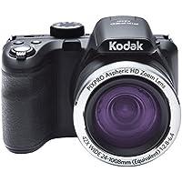Kodak PIXPRO AZ421 - Cámara digital (16.15 Mp, Cámara puente, 25.4/58.4 mm (1/2.3), 42x, 4x, 4.3-180.6 mm), color negro