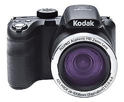 Kodak Az421 Pixpro Astro Zoom Digitalkamera 16 Megapixel Schwarz