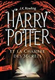 Harry Potter, II : Harry Potter et la Chambre des Secrets de J. K. Rowling,Jean-François Ménard (Traduction) ( 29 septembre 2011 ) - Folio Junior (29 septembre 2011) - 29/09/2011