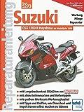 Suzuki GSX 1300 R Hayabusa: Ab Modelljahr 1999