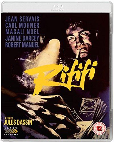 Bild von Rififi [Blu-ray] [UK Import]
