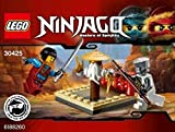 Lego 30425 Ninjago Cru Masters Training Grounds - Polybag