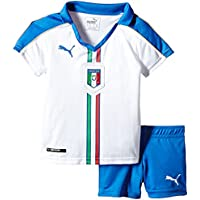 PUMA Kinder Trikot FIGC Italia Away Minikit