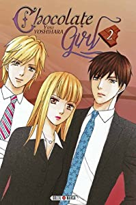 Chocolate Girl Edition simple Tome 2